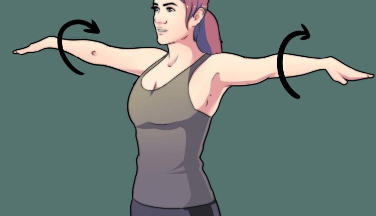 Les 6 meilleurs exercices pour sculpter vos bras en 3 minutes ! ad01543bd7a