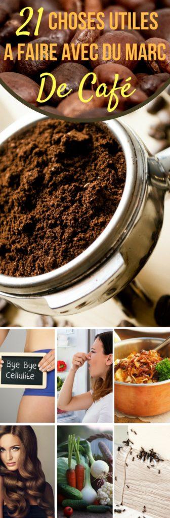 21 choses utiles a faire avec du marc de caf chasseurs d 39 astuces - Comment faire bruler du marc de cafe ...