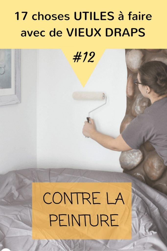 17 choses utiles a faire avec de vieux draps chasseurs d 39 astuces. Black Bedroom Furniture Sets. Home Design Ideas