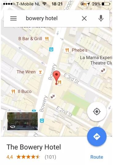 Enregistrer carte google maps hors ligne
