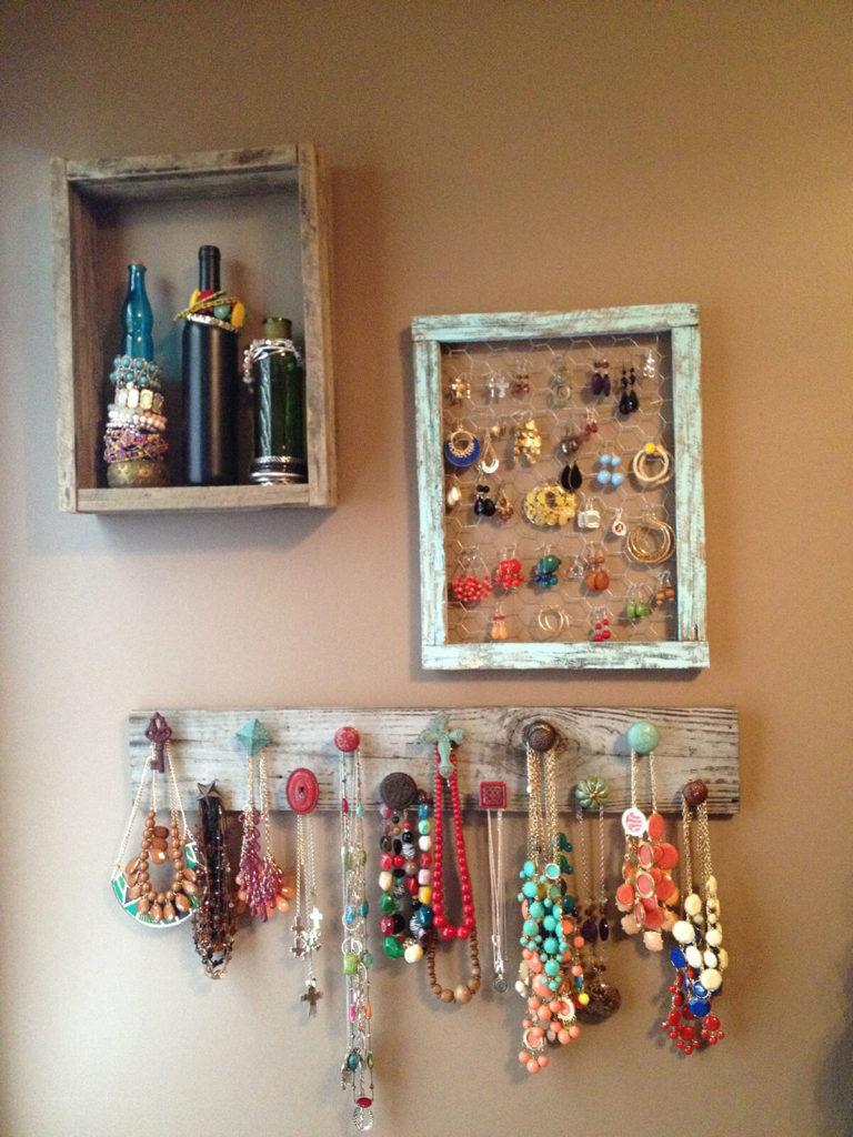 27 idÉes de rangement pour vos bijoux - chasseurs d'astuces