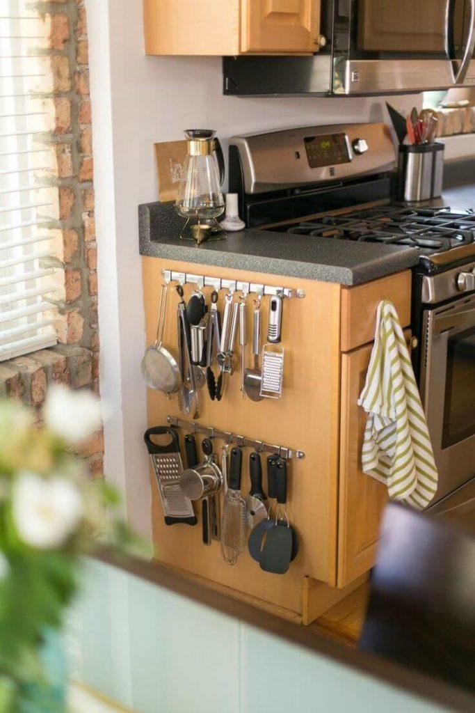 31 Idees Geniales Pour Organiser Votre Petite Cuisine Chasseurs D