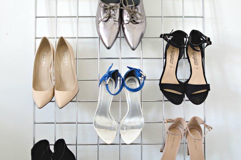 Lu0027une Des Idées De Rangement Les Plus Créatives. Un Porte Chaussures Sous