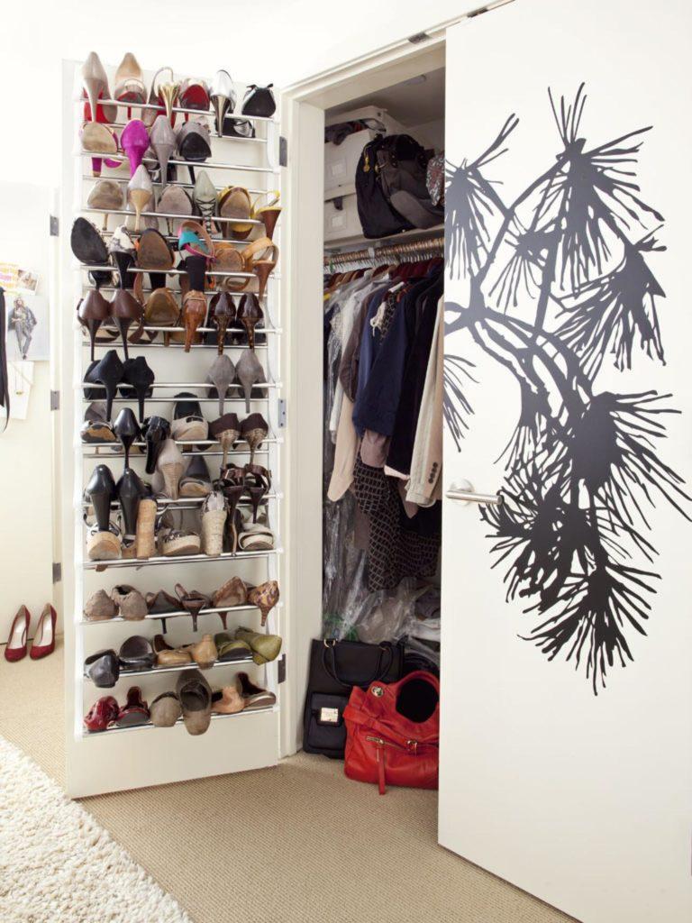 47 brillantes idÉes de rangement pour vos chaussures - chasseurs d