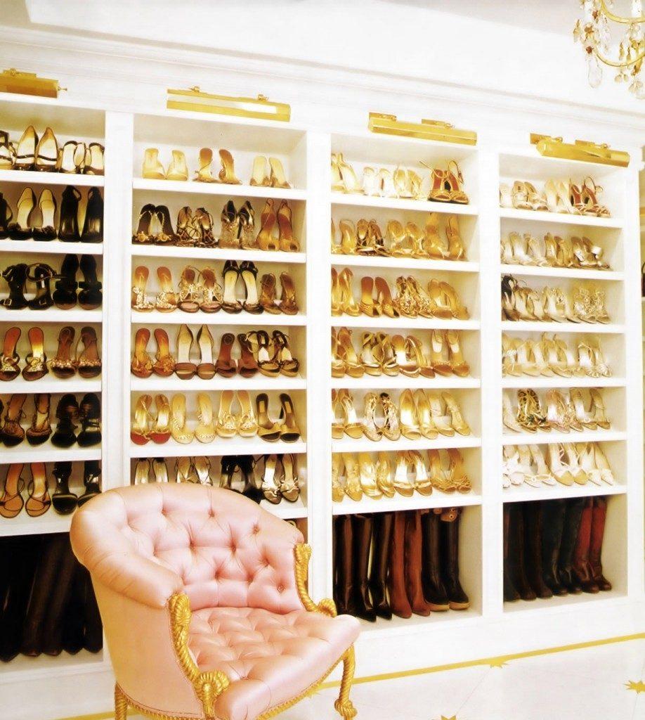 47 brillantes id es de rangement pour vos chaussures. Black Bedroom Furniture Sets. Home Design Ideas