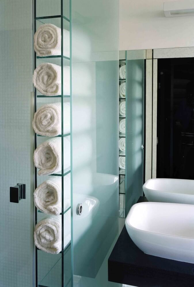 Creative Ways To Store Towels In A Small Bathroom