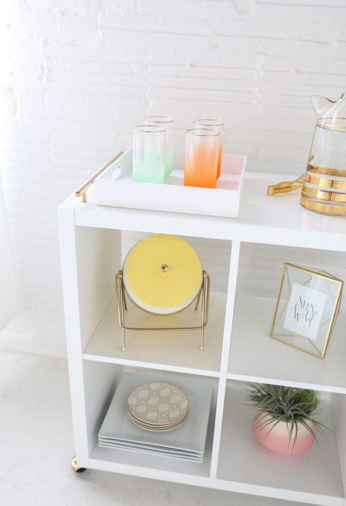 18 fa ons g niales de transformer vos tag res ikea kallax. Black Bedroom Furniture Sets. Home Design Ideas