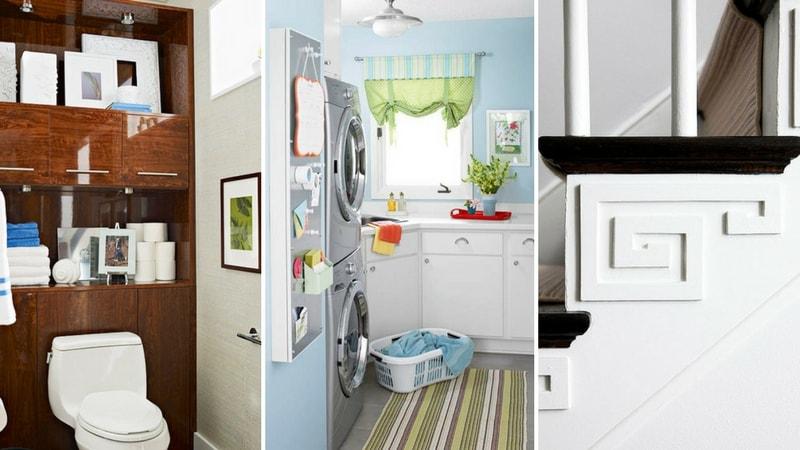 30 projets à faire en un week end pour embellir votre maison appart