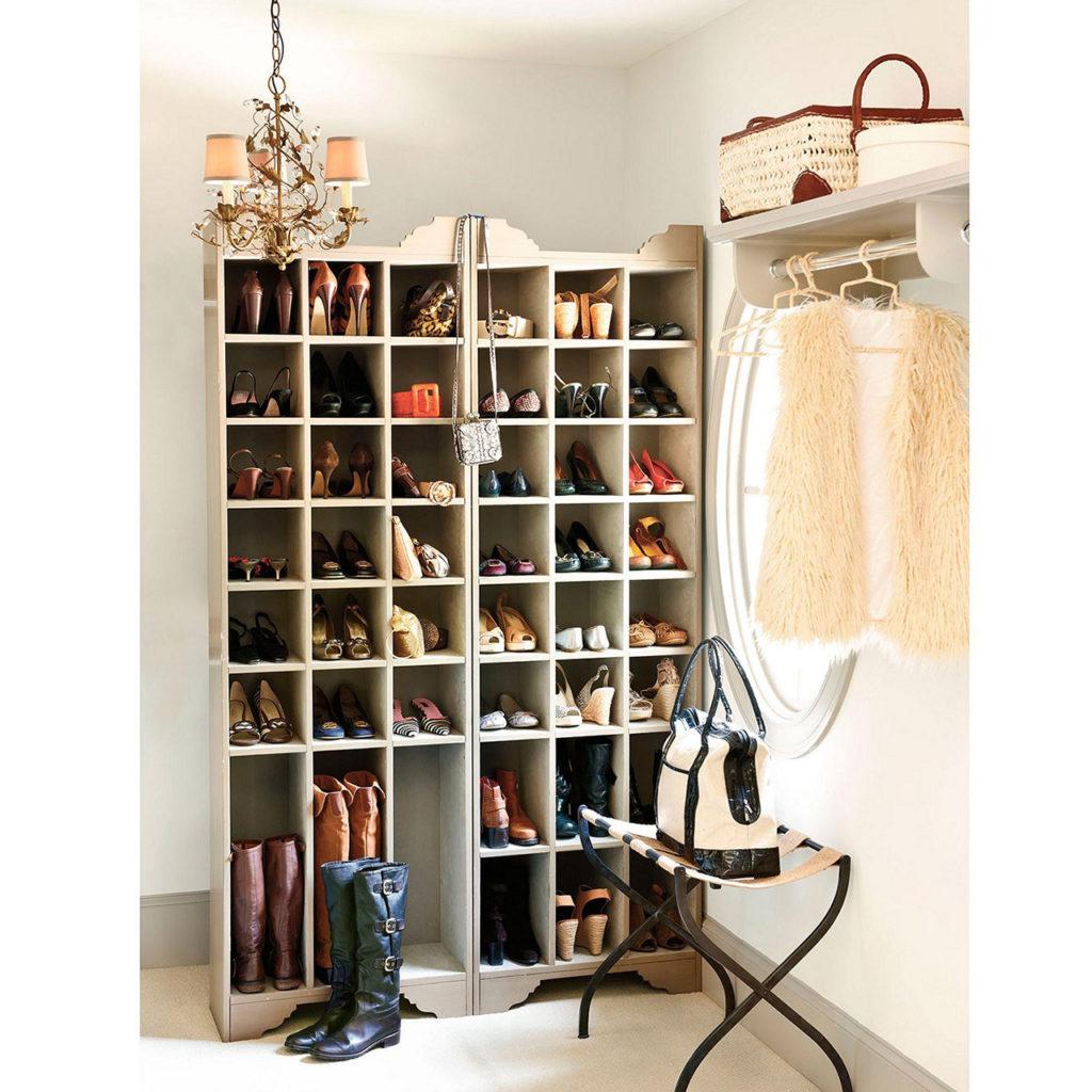 Porte Chaussures En Bois 47 brillantes idÉes de rangement pour vos chaussures
