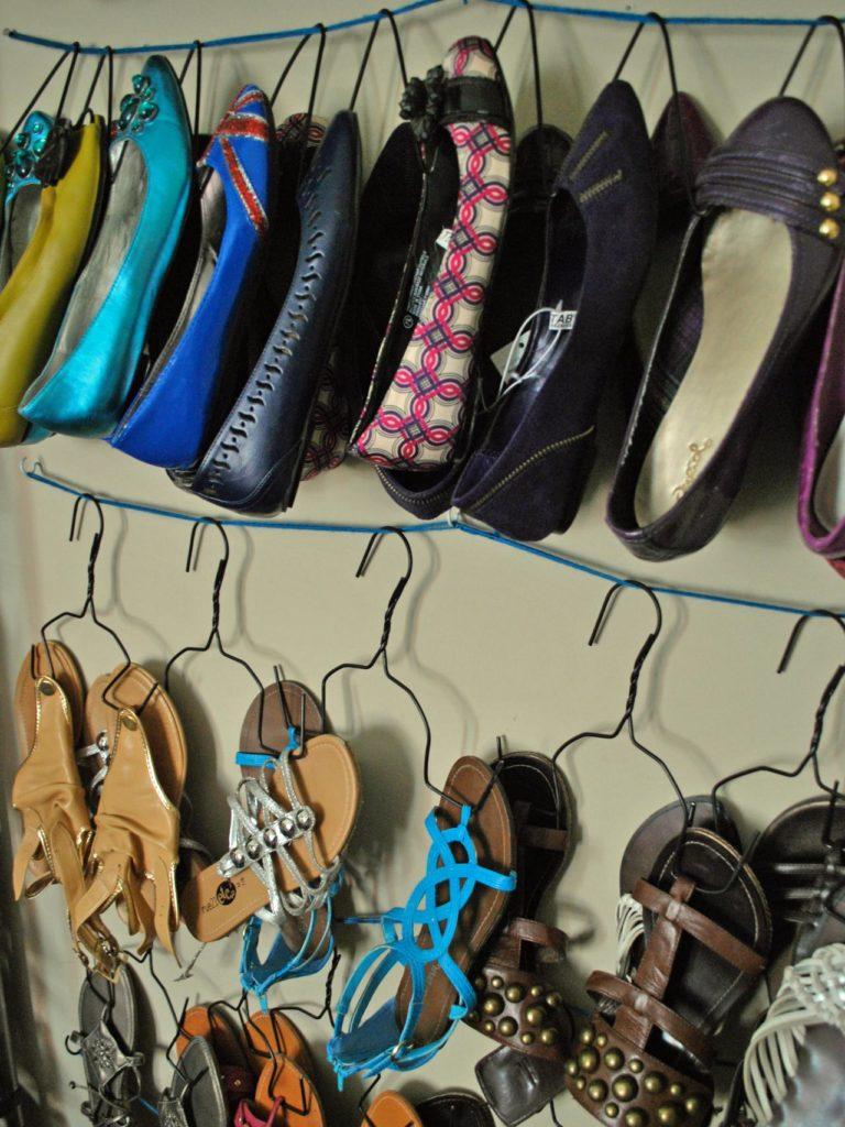 Comment Ranger Ses Chaussures 47 brillantes id�es de rangement pour vos chaussures