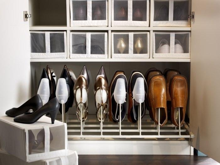 47 Brillantes Idees De Rangement Pour Vos Chaussures Chasseurs D Astuces