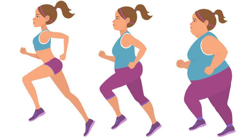 les régimes à la perte de poids
